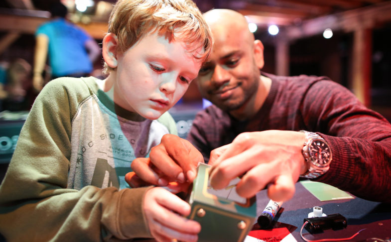 February Half Term Fun at Science and Industry Museum