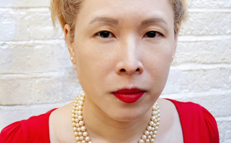 Poet Jane Yeh. Photo by Andy Forest.