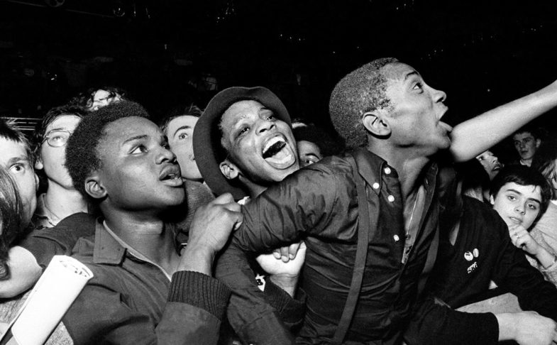 Syd Shelton: Rock Against Racism at Gallery Oldham