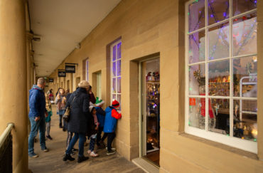 Alice Irwin: People Play Trail at The Piece Hall in Halifax