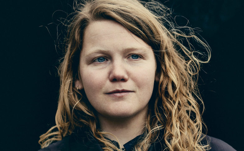 Poet and performer Kate Tempest.