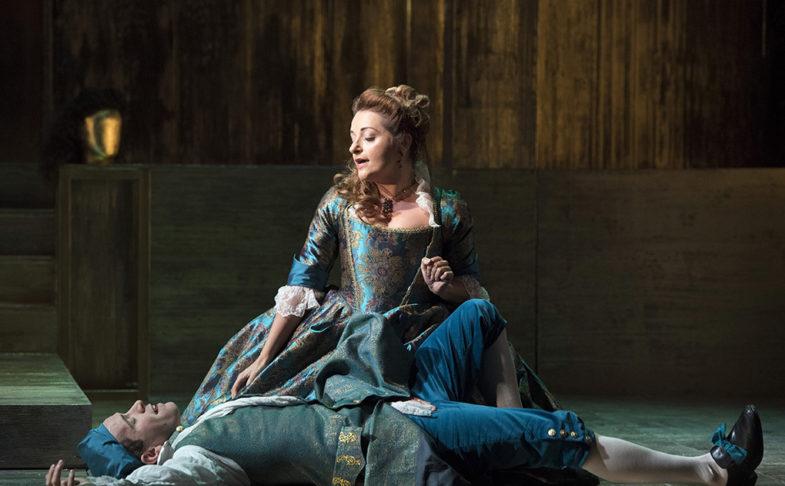 English Touring Opera: Giulio Cesare at Storyhouse