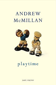 Andrew McMillan playtime cover