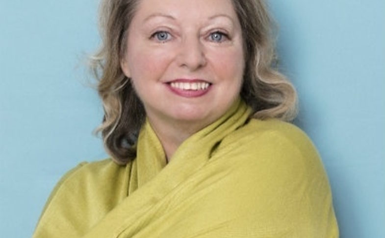 Author Hilary Mantel. Photo by Els Zweerink copy