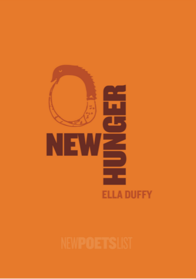 Ella Duffy New Hunger cover