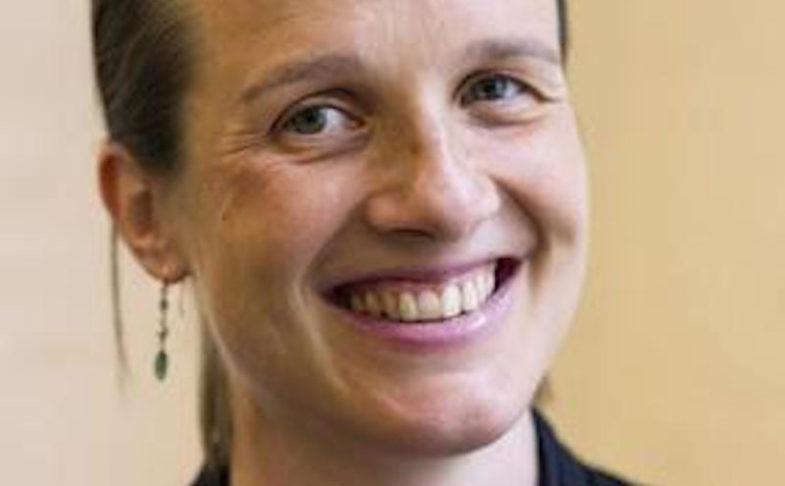 Author Sarah Butler.