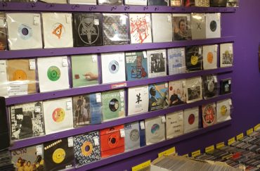 Record Shops in Leeds wall of sound