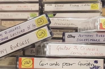 Anthony Burgess on Tape
