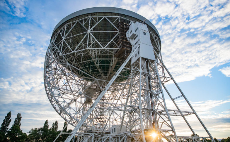 Science Learning at Home with Jodrell Bank