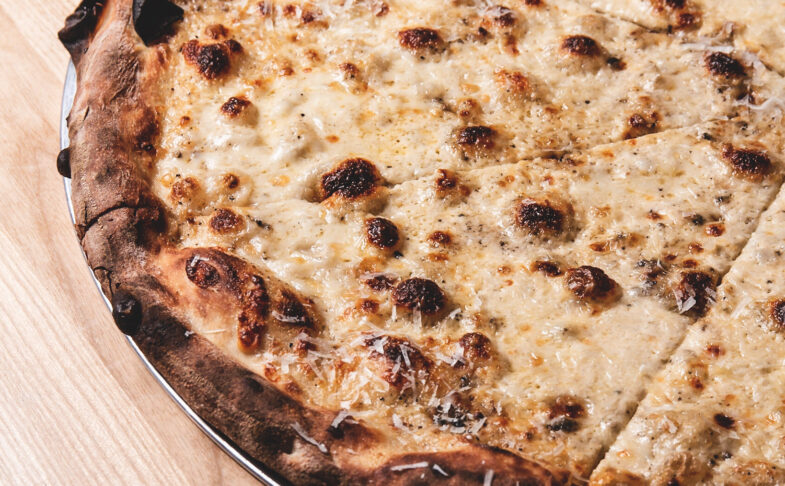 Drive and Dine - Nell's Pizza Pop Up