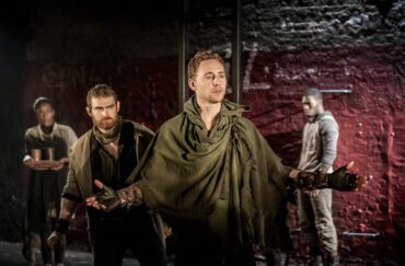 Coriolanus with the National Theatre at Home