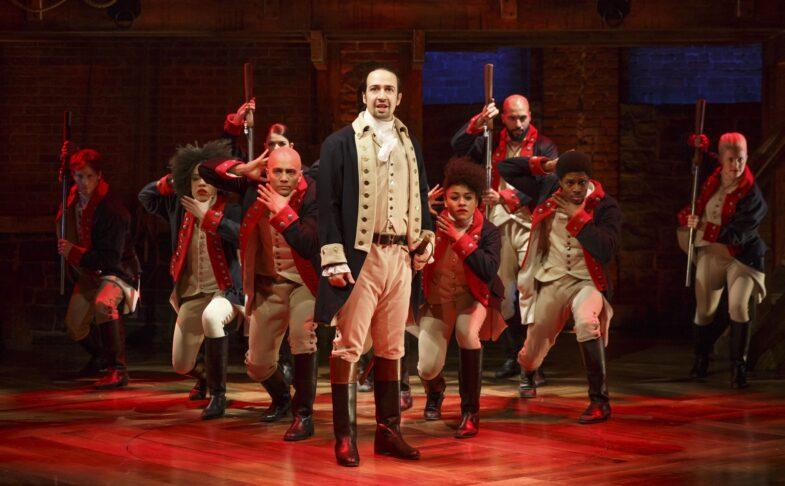Hamilton - Streaming on Disney Plus
