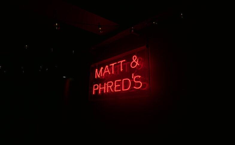 Matt and Phred's