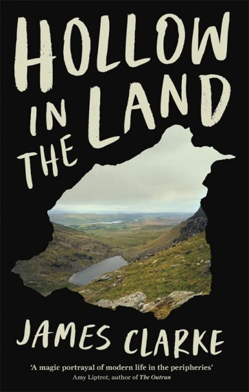 Hollow In The Land James Clarke cover