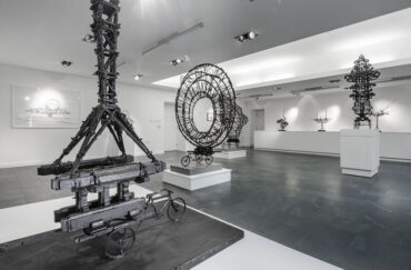 BENGAL: The Four Elements at Grizedale Forest Gallery – Gerry Judah