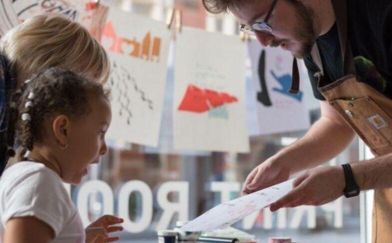 Little Journeys into Creativity – Part of Journeys Festival International 2020