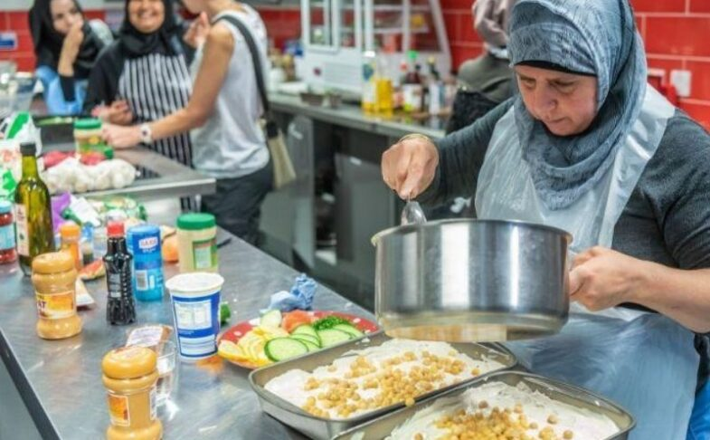Global Kitchen –Part of Journeys Festival International 2020