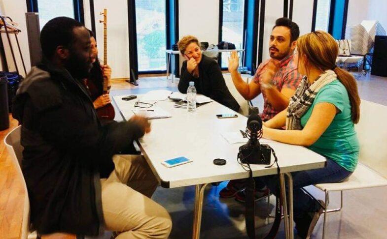 Artist Workshop: Mahboobeh Rajabi – Part of Journeys Festival International 2020