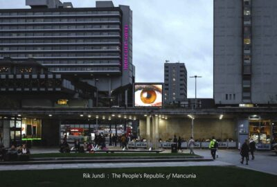 The People's Republic of Mancunia book cover