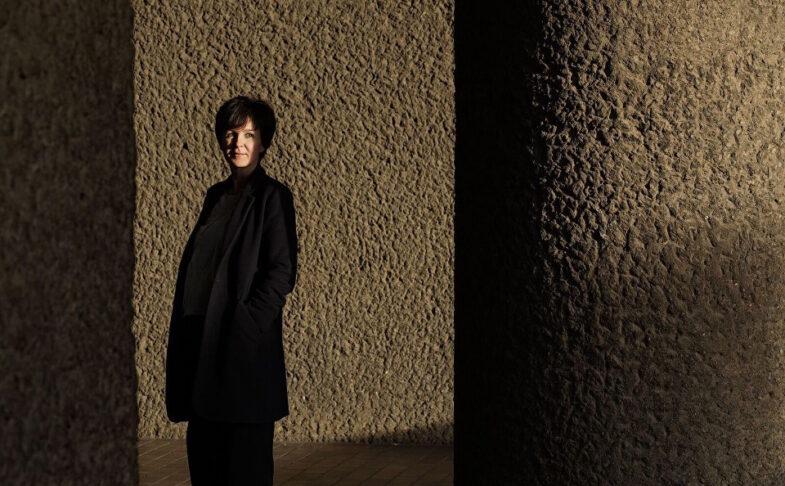 Writer Olivia Laing. Photo by Manuel Vazquez