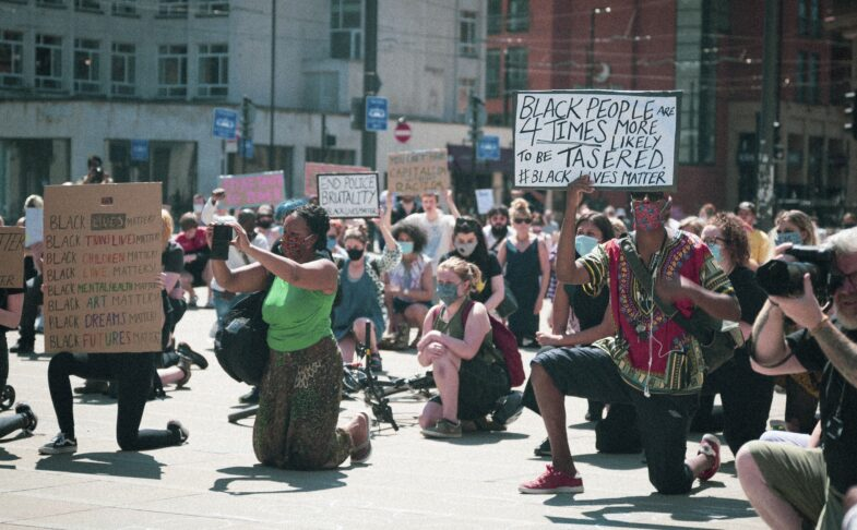 Images of protest: Black Lives Matter at People's History Museum
