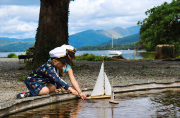 Swallows and Amazons For Ever! at Windermere Jetty Museum