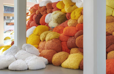 Sheila Hicks: Off Grid at The Hepworth Wakefield