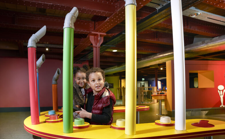 October Half-term at the Science and Industry museum