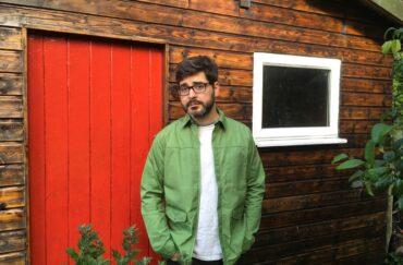 Poet Evan Jones
