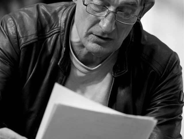 Writer Andy Croft