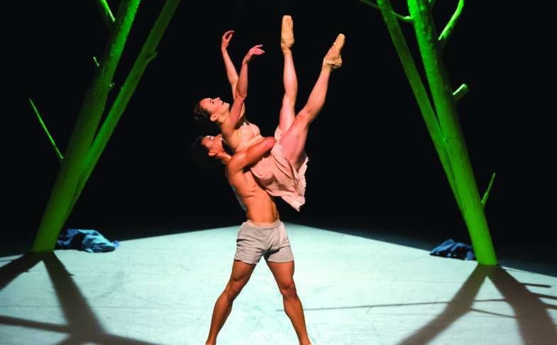 Northern Ballet: Contemporary Cuts at Leeds Playhouse