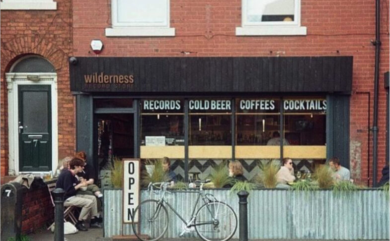 wilderness records