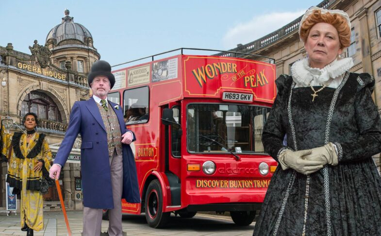 Discover Buxton Tours Ticket Office