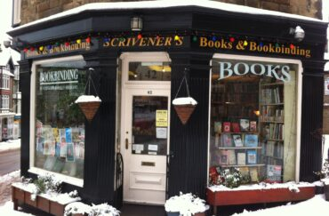 Scrivener's Books & Bookbinding in Buxton