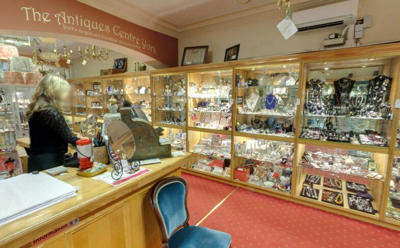 The Antiques Centre in York