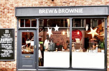 Brew & Brownie