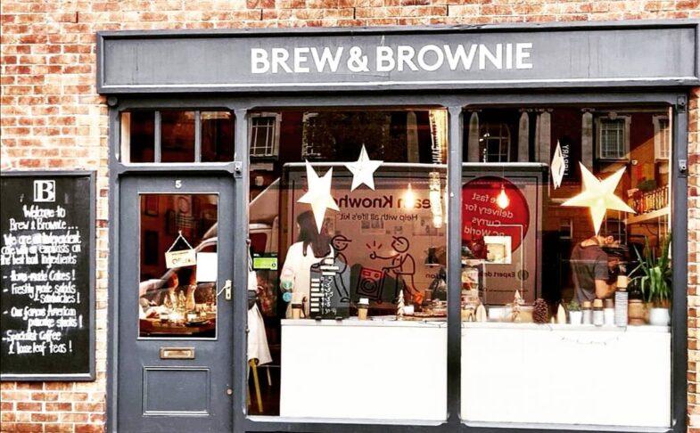 Brew & Brownie