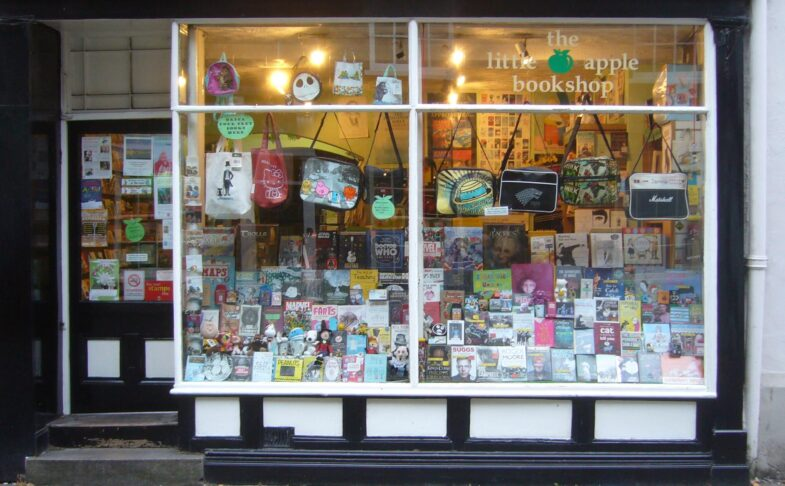 The Little Apple Bookshop