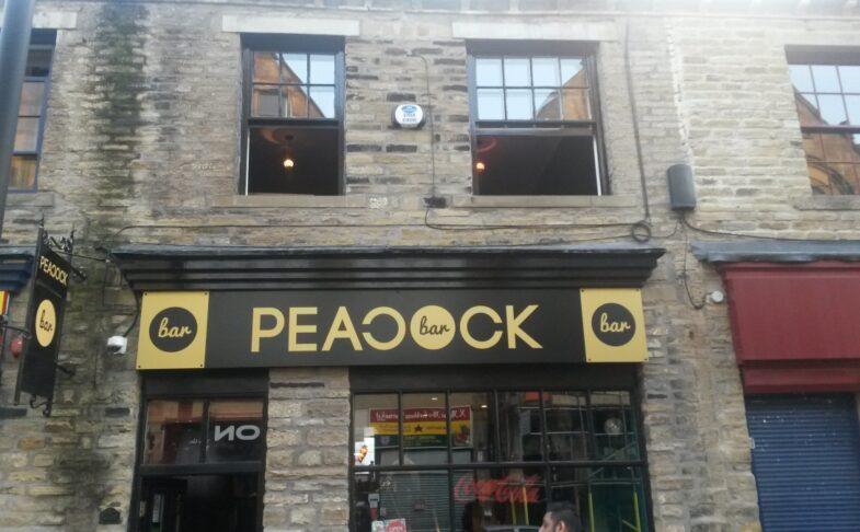 The Peacock, Bradford.