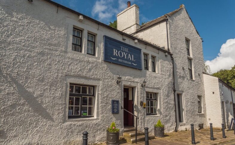 The Royal at Heysham Hotel and Restaurant