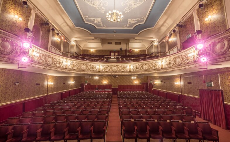 The Grand Theatre in Lancaster