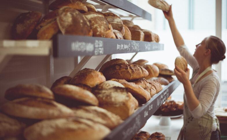 Filbert's Baker artisan bread in Lancaster