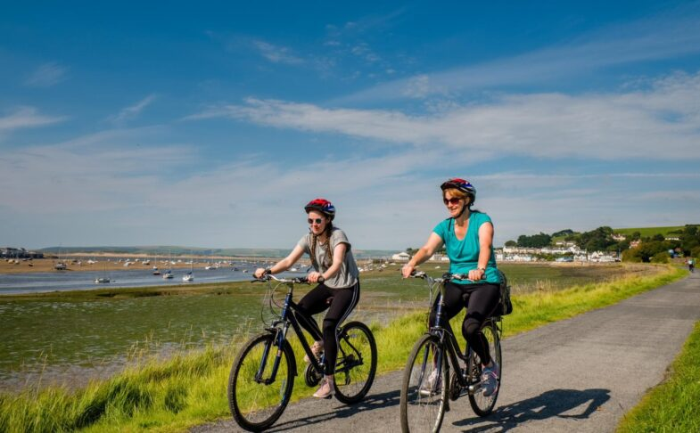 The Bay Cycle Way is a perfect introduction to long-distance cycling. Morecambe Bay is one of the most beautiful stretches of coastline in the UK.