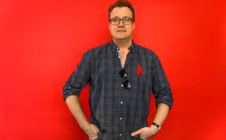 Queer Contact 2021: Russell T Davies in conversation with Nathaniel Hall