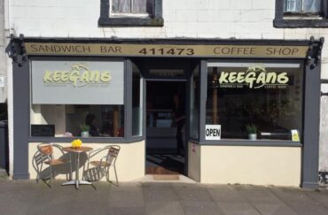 Keegans Coffee & Sandwich Shop Morecambe