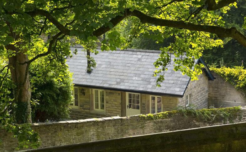 Castle View contemporary cottage, Lancaster