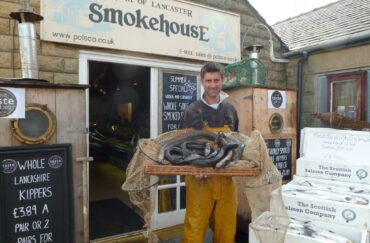 The Port of Lancaster Smokehouse eatery