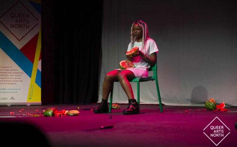 Queer Contact 2021: Mandla Rae - As British as Watermelon