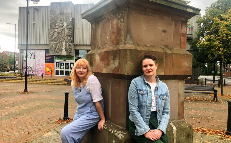 These Lancashire Women are Witches in Politics with The Turnpike