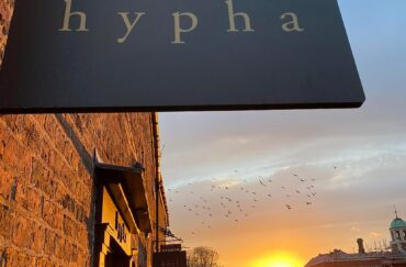Hypha restaurant, Chester